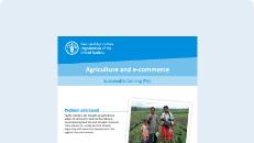 Agriculture/e-commerce: Sustainable farming (Fiji)
