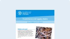 E-commerce and supply chains: Long distance vanilla (Samoa)