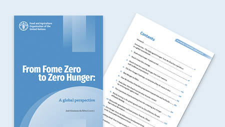 From Fome Zero to Zero Hunger : A global perspective