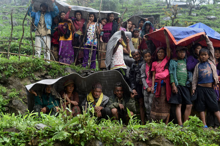 FAO - News Article: Nepal Earthquake's impact on food