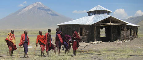 Maasai pastoralism has proved to be resilient and continues to sustain livelihoods and valuable natural and cultural heritage. © FAO