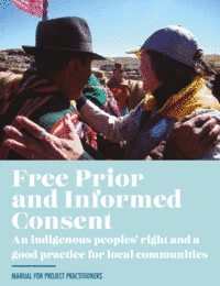 Free Prior And Informed Consent Indigenous Peoples Food And