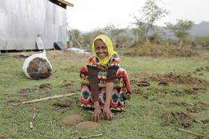 Photo: FAO/Tamiru Legesse