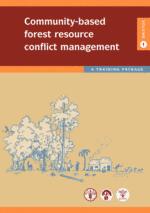natural resource conflict management case studies