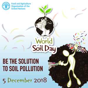 Campaign Materials 2018 | World Soil Day 2018, December 5th | Food