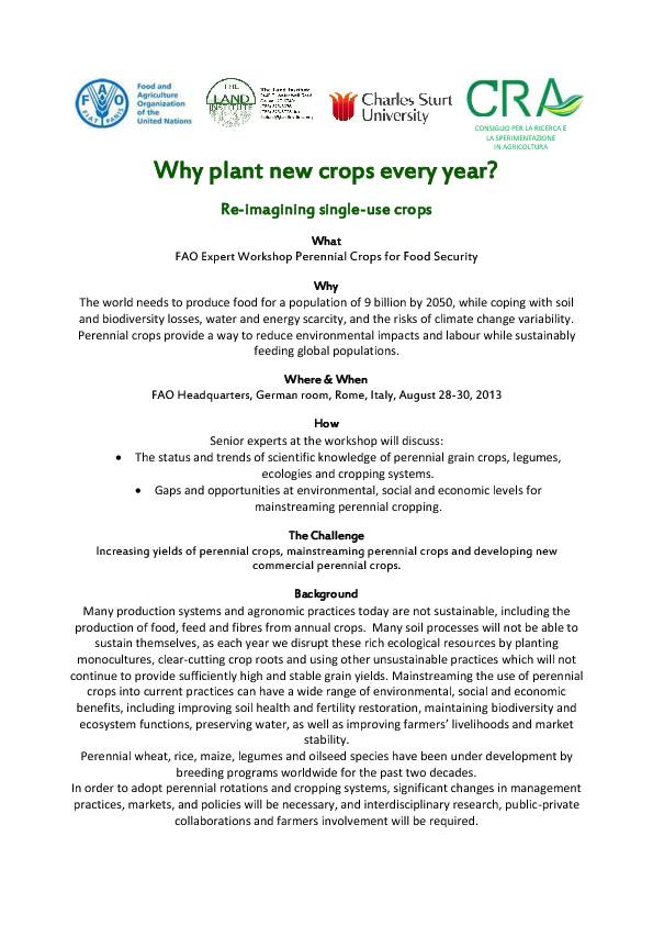 Plant Production and Protection Division  FAO Expert Workshop on ... a7e37da8522