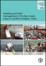 Feeding and feed management of Indian major carps in Andhra