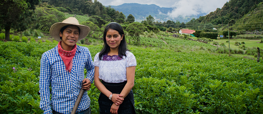 Harnessing the talent of rural youth in Guatemala