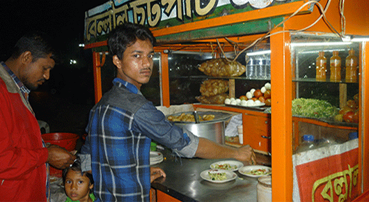 Setting up safer and healthier street food systems in Bangladesh
