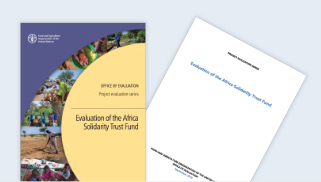 Evaluation of the Africa Solidarity Trust Fund