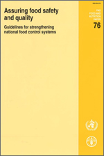 Assuring food safety and quality 05