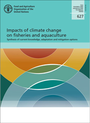 Impacts Of Climate Change On Fisheries And Aquaculture Synthesis Of Current Knowledge Adaptation And Mitigation Options