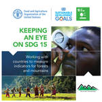 Keeping an eye on SDG 15