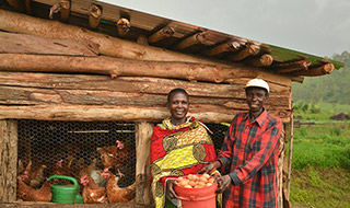 Farmer Field Schools building resource-efficient, climate-smart agriculture in Burundi