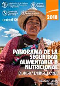 Panorama de la Seguridad Alimentaria y Nutricional en América Latina y el Caribe 2018